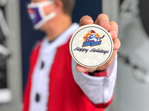Holiday Puck
