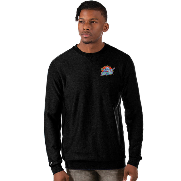 Adult Pullover Incline Crew Sweater