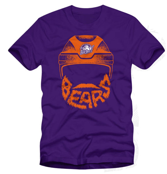 Adult Bear Beard T-Shirt