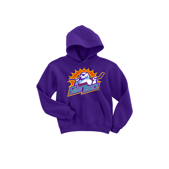 Youth Hoody Sweatshirt Primary Logo