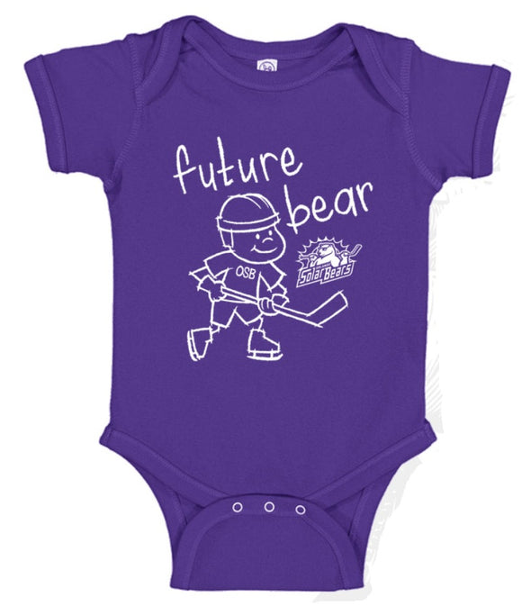 Future Bear Infant Onesie