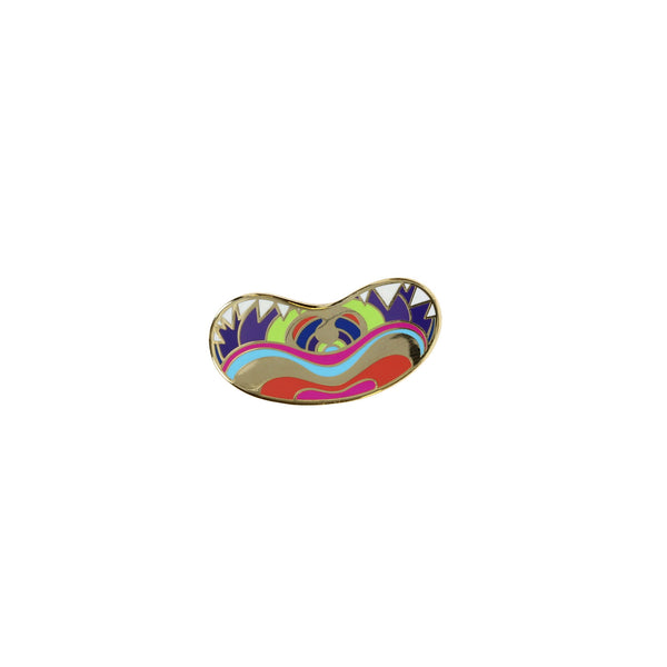 Hungry Pin (Gold)