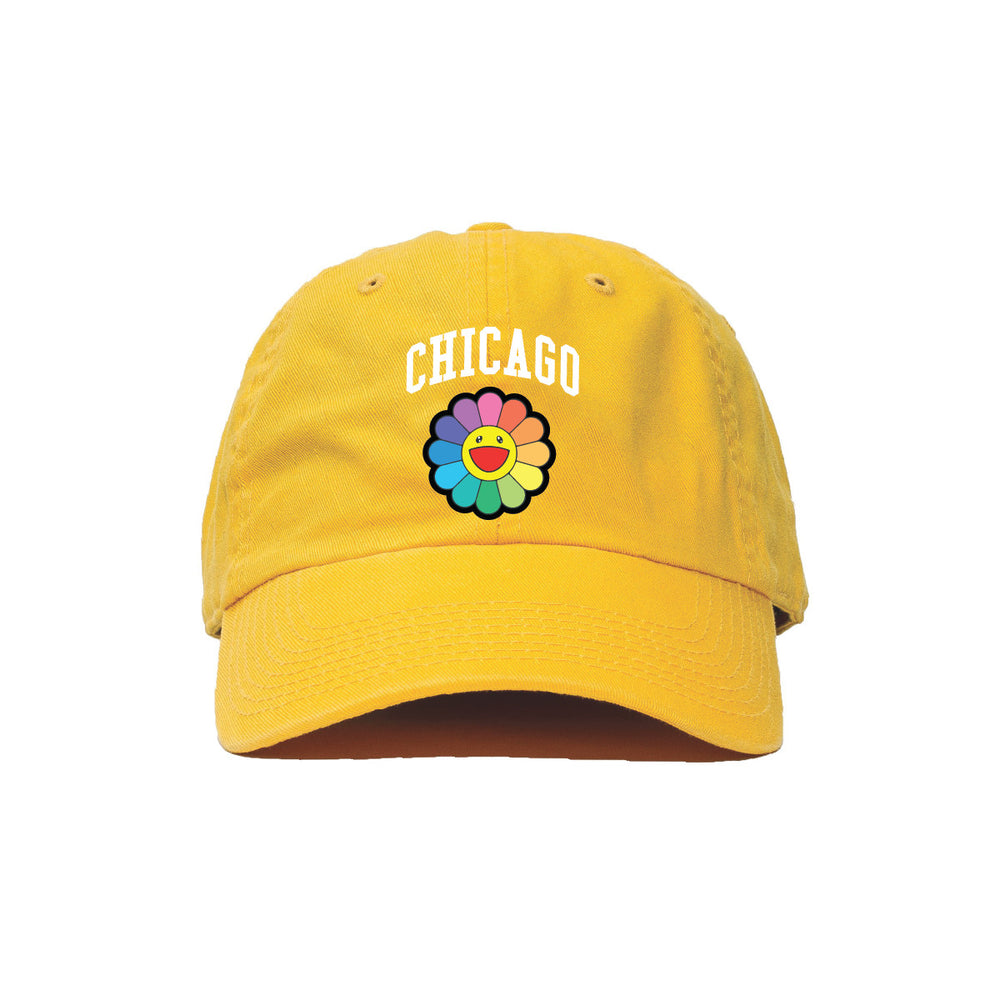 Flower Hat // Yellow