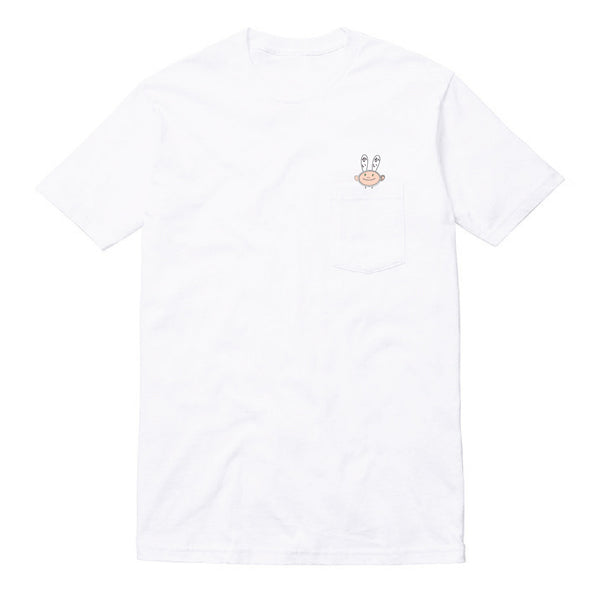 Hello T Shirt // White