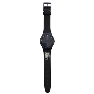 Swatch X Complexcon Rebel Watch (Black)