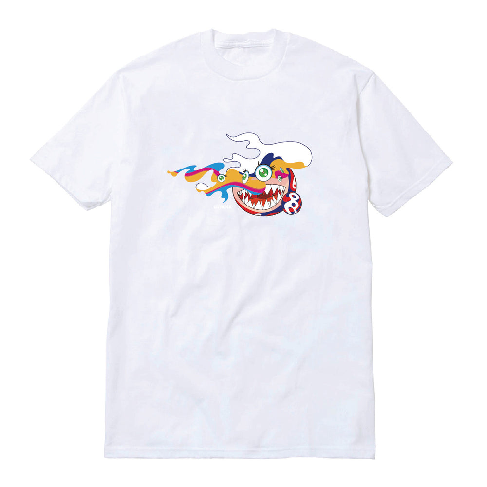 Mr.Dob T Shirt // White