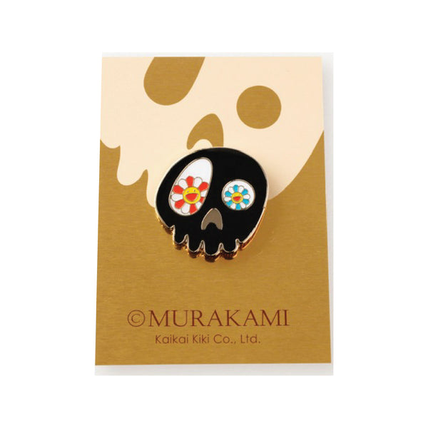 Dokuro Pin (Black)