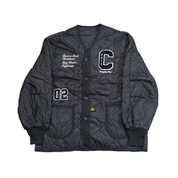 ALPHA INDUSTRIES X COMPLEXCON JACKET