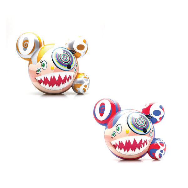 Murakami x Complexcon Mr. DOB Figures by BAIT + SWITCH ( SET )