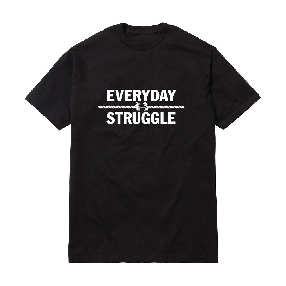 Everyday Struggle T Shirt (Black)