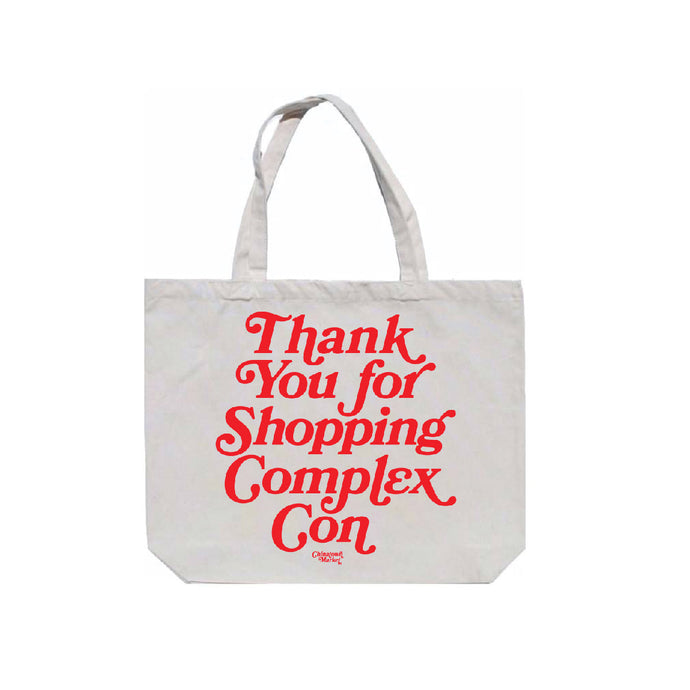Chinatown Market for Complexcon Tote (White)