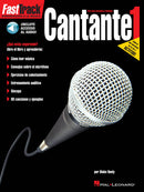 CANTANTE 1 FastTrack Lead Singer Method Book 1 – Spanish Edition