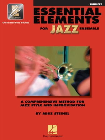 Essential Elements For Jazz Ensemble - Trumpet