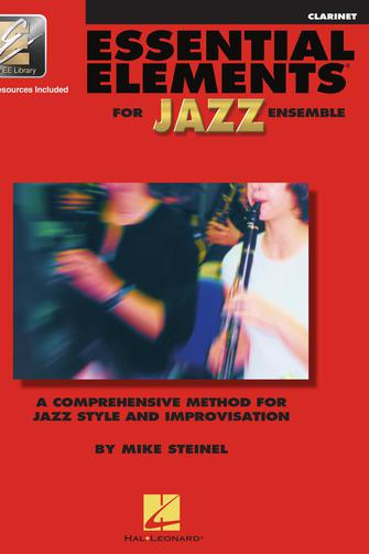 Essential Elements For Jazz Ensemble - Clarinet