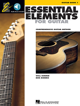 Essential Elements For Guitar - Book 1