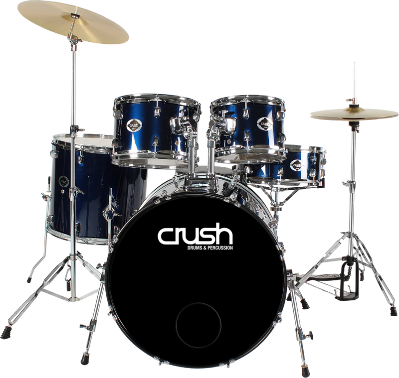 Crush Drums Alpha AL528902 Midnight Blue