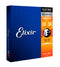 Elixir Strings 12057 Nanoweb Electric Guitar Strings -.010-.056 7-string Light