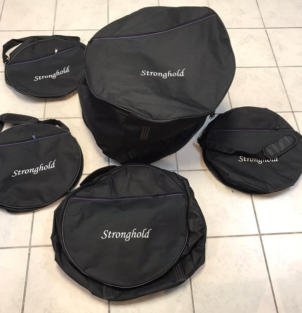 "Economic 5PC Drum Bag Set 12"", 13"", 14"", 16"" & 22"""