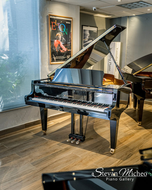 Kawai GL-50 Grand Piano Polished Ebony