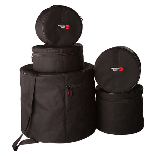 Gator Cases GP-STANDARD-100 5-Piece Standard Drum Bag Set