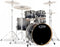 PDP by DW Concept Maple 5-Piece Shell Pack Silver to Black Fade