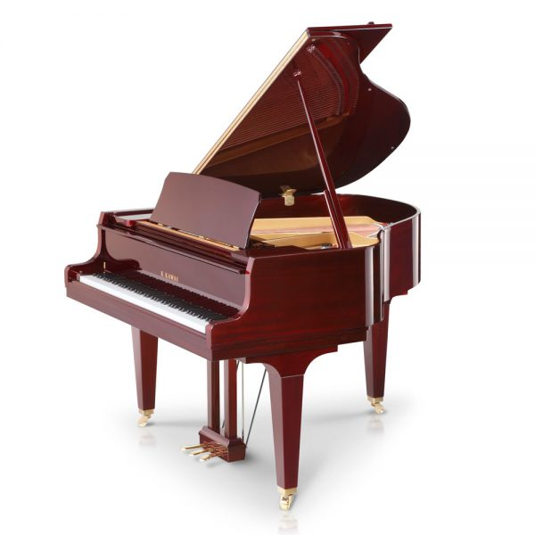 Kawai GL-10 Baby Grand Piano Polished Mahogany
