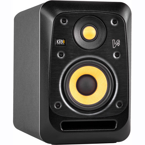 "KRK V4 Series 4 85W 4"" Powered Reference Monitor"