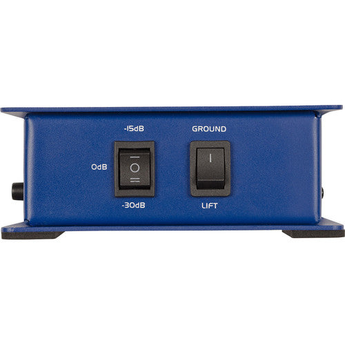 Samson S-MAX MDA1 Single-Channel Active Direct Box
