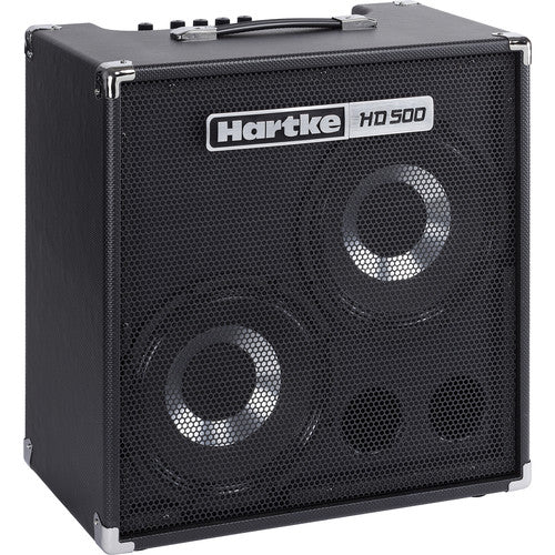 "Hartke HD500 500-Watt 2x10"" Bass Combo Amplifier"