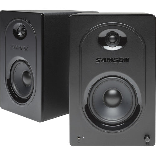 Samson MediaOne M50 Powered Studio Monitors (Pair)