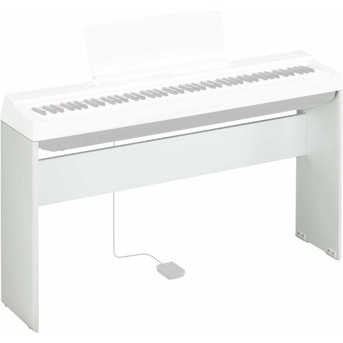 Yamaha L-125WH Wooden Keyboard Stand for P-125 Keyboard (White)