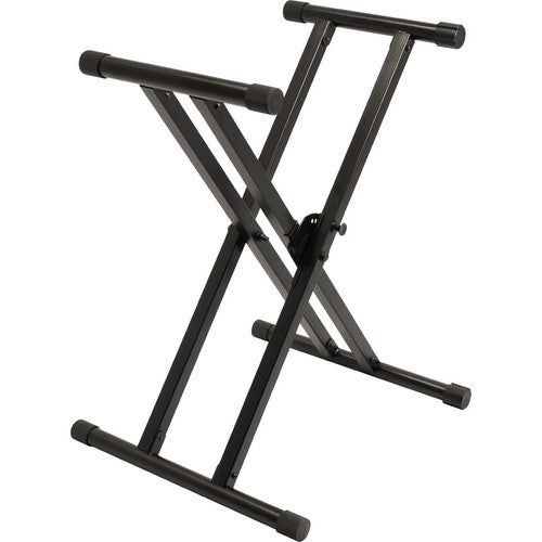"Ultimate Support IQ-X-3000 Double Braced ""X"" Keyboard Stand"
