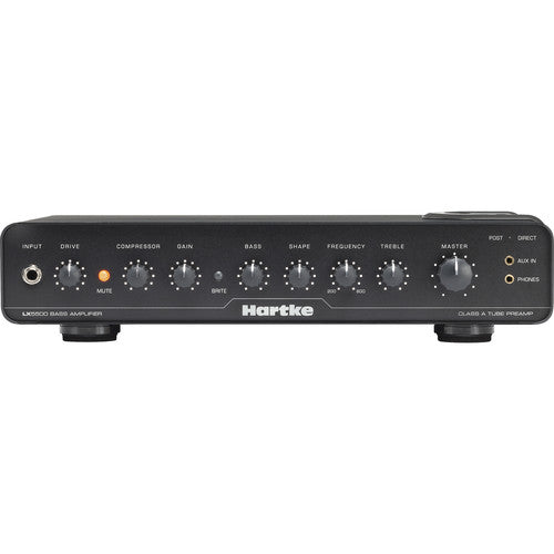 Hartke LX5500 500W Amplifier Head for Electric Bass