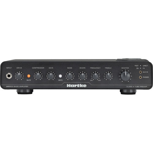 Hartke LX8500 800W Amplifier Head for Electric Bass
