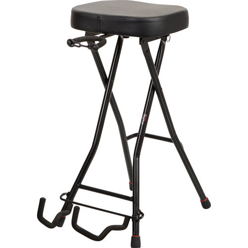 Gator Cases Frameworks Guitar Stool with Stand