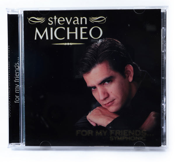 Stevan Micheo - For My Friends