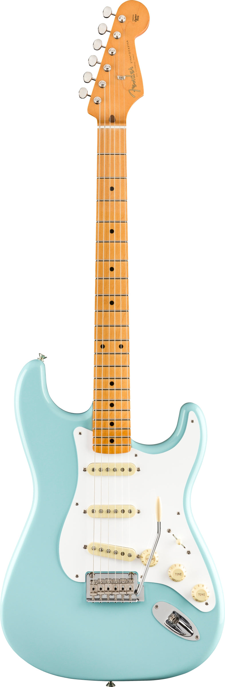 Fender Vintera '50s Stratocaster Modified - Daphne Blue