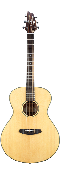 Discovery Concert Left Hand Sitka Spruce-Mahogany Acoustic Guitar
