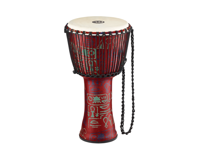 "12"" Rope Tuned Travel Series Djembe, Large"
