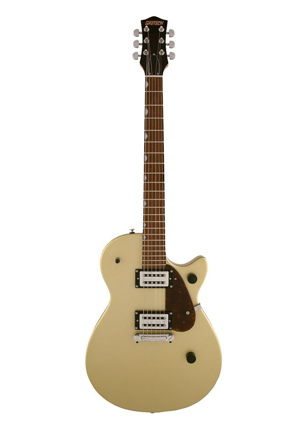Gretsch G2210 Streamliner Junior Jet Club Solidbody Electric Guitar - Gold Dust