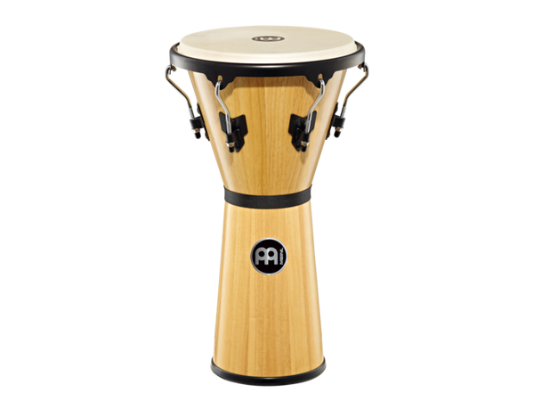 Meinl Headliner Series Wood Djembe Natural Wood
