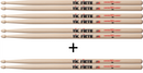 Vic Firth 4 for 3 5B Drumstick Pack