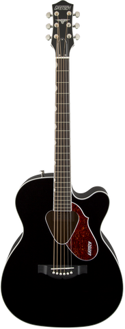 G5013CE Rancher™ Jr. Cutaway Acoustic Guitar, Black