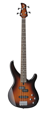 TRBX204 4-String Electric Bass, Old Violin Sunburst