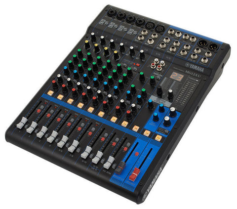 MG12X Analog Mixer W/ Effect
