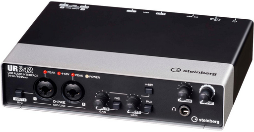 UR242 USB 2.0 Audio Interface