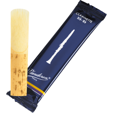 Vandoren CR102 Bb Clarinet Traditional Reeds #2