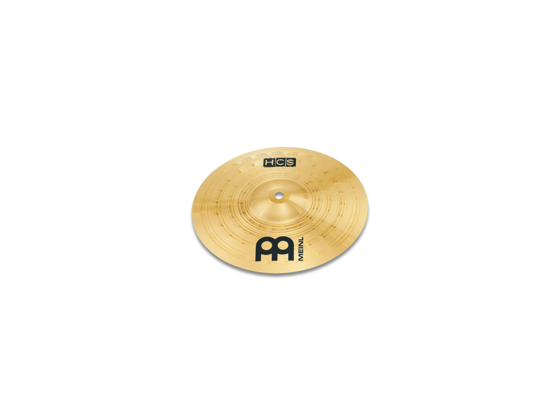 "Meinl HCS 8"" Splash Brass Cymbal"