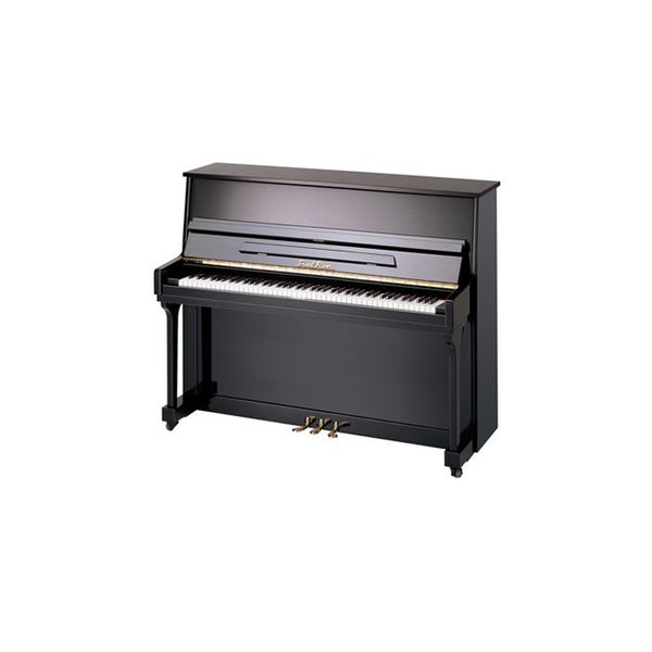 "Pearl River UP115M2 45"" Upright Piano - Polished Ebony"