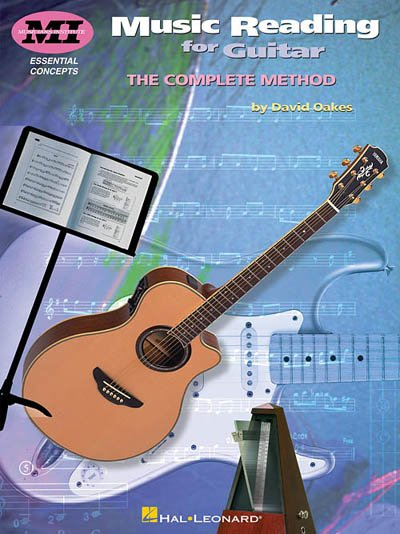 "Music Reading For Guitar ""The Complete Method"""
